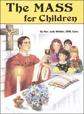 The Mass for Children /set of 10/, Rev. Jude Winkler OFM Conv.