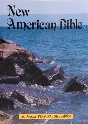 Saint Joseph Personal Size Edition of the New American Bible