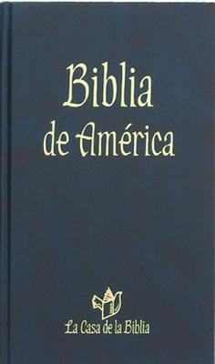 Image for Biblia De America (Spanish Edition)
