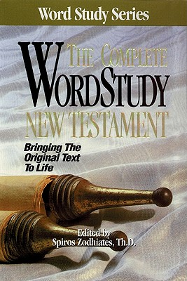 Image for Complete Word Study New Testament
