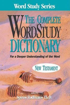 Image for Complete Word Study Dictionary: NT