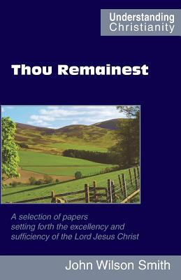 Image for Thou Remainest