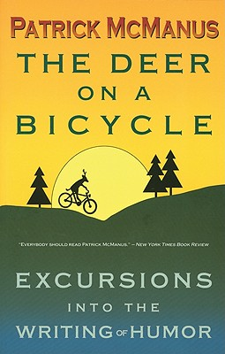 Image for The Deer On A Bicycle: Excursions Into The Writing