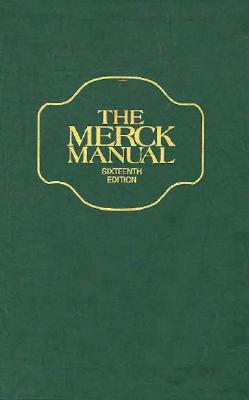 Image for The Merck Manual of Diagnosis and Therapy 1992, 16th Edition
