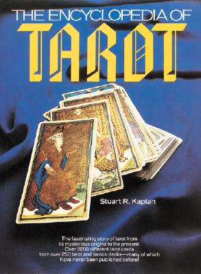Image for The Encyclopedia of Tarot (Vol. I) (Encyclopedia of Tarot Ser.)