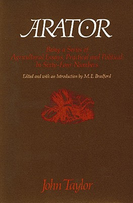 Image for Arator : Being a Series of Agricultural Essays, Practical and Political, In Sixty-Four Numbers (Liberty Classics Series)