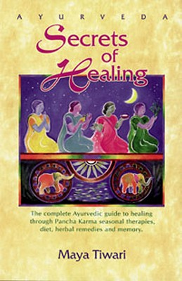 Image for Ayurveda Secrets of Healing