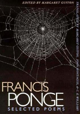 Image for Selected Poems: Francis Ponge (English and French Edition)