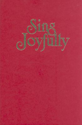 1502 Sing Joyfully: Blue Cover