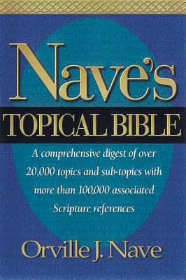 Image for Naves Topical Bible