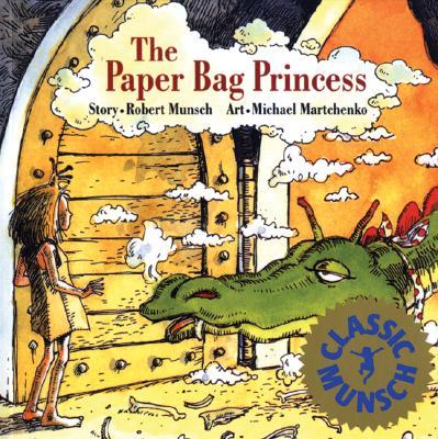 Image for Paper Bag Princess