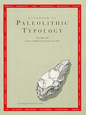 Image for Handbook of Paleolithic Typology: Lower and Middle Paleolithic of Europe
