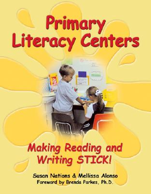 Image for Primary Literacy Centers: Making Reading and Writing STICK! (Maupin House)