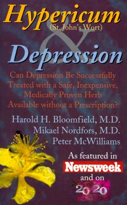 Hypericum (St. John's Wort) and Depression, McWilliams,Peter/Bloomfield,Harold