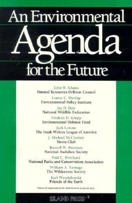 Image for An Environmental Agenda for the Future