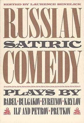 Image for Russian Satiric Comedy (PAJ Books)
