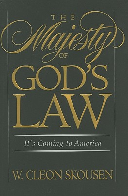 Image for The Majesty of God's Law