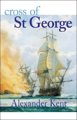 Image for Cross of St George (The Bolitho Novels) (Volume 22): The Richard Bolitho Novels