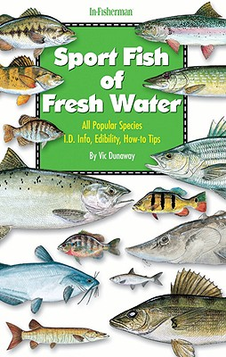 Florida Sportsman Sport Fish of Fresh Water Book, Vic Dunaway