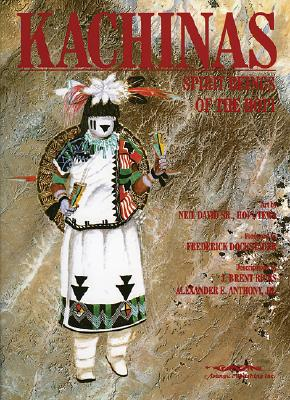 Kachinas: Spirit Beings of the Hopi, David, Neil; Ricks, J. Brent; Anthony, Alexander E.