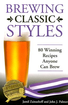 Image for Brewing Classic Styles