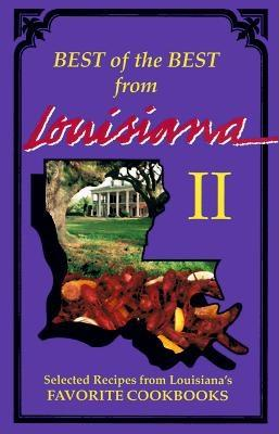Best of the Best Louisiana II, McKee, Gwen Moseley, Barbara Edited by
