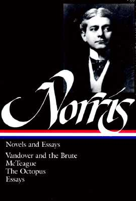 Image for Norris: Novels and Essays (Library of America) First Printing