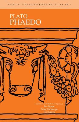 Platos Phaedo, EVA BRANN, PETER KALKAVAGE, ERIC SALEM