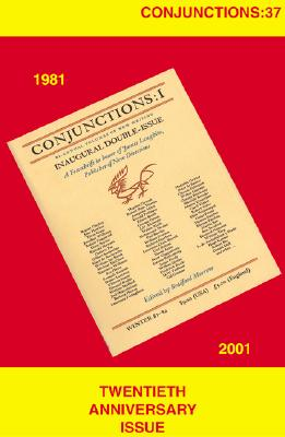 Image for Conjunctions: 37, Twentieth Anniversary Issue