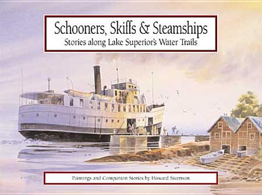 Image for Schooners, Skiffs & Steamships