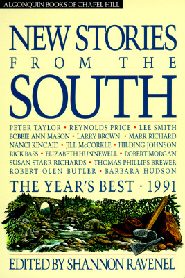 Image for New Stories from the South: The Year's Best, 1991