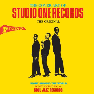 Image for The Album Cover Art of Studio One Records: The Original