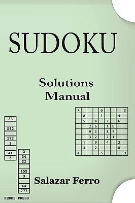 Sudoku Solutions Manual, Ferro, Salazar