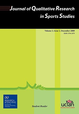 Journal of Qualitative Research in Sports Studies Vol 3 Issue 1