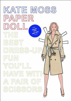 Paper Doll Kate Moss, Elliott, Mel