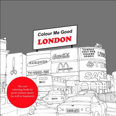 Image for COLOUR ME GOOD: LONDON
