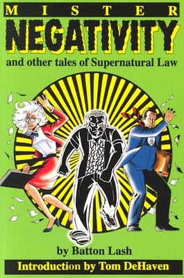 Image for Mister Negativity and Other Tales of Supernatural Law
