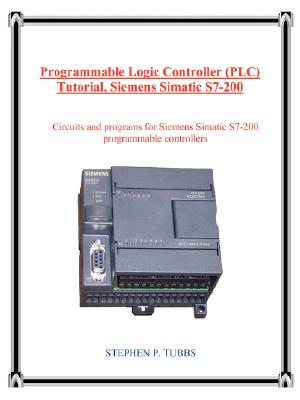 Image for Programmable Logic Controller (PLC) Tutorial, Siemens Simatic S7-200