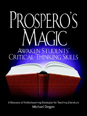 Image for Prospero's Magic : Active Learning Strategies for the Teaching of Literature