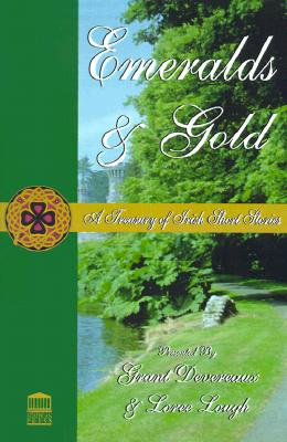 Image for Emeralds and Gold: A Treasury of Irish Short Stories