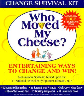 Who Moved My Cheese? Change Survival Kit, Johnson, Spencer; Blanchard, Kenneth