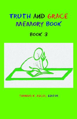 Image for Truth and Grace Memory Book: Book 3