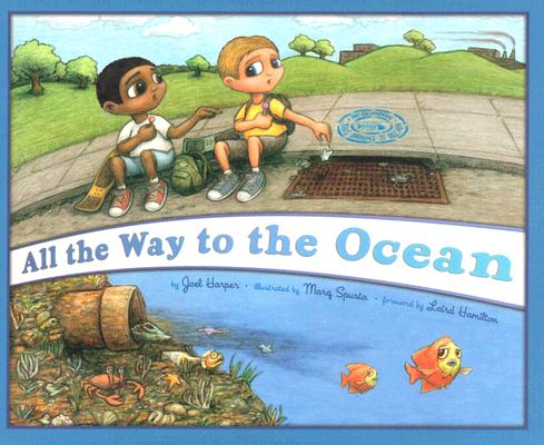 All the Way to the Ocean, Joel Harper