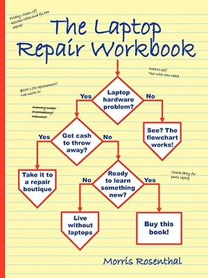 Image for The Laptop Repair Workbook: An Introduction to Troubleshooting and Repairing Laptop Computers