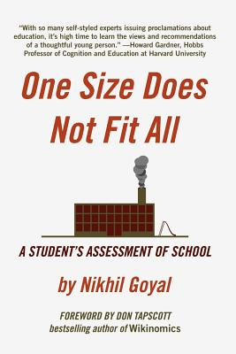Image for One Size Does Not Fit All: A Student's Assessment of School