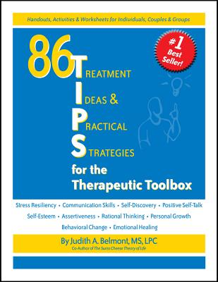 Image for 86 TIPS (Treatment Ideas & Practical Strategies) for the Therapeutic Toolbox