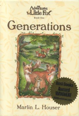 Image for The Adventures of Little Fox, Book One, Generations