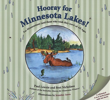 Image for Hooray for Minnesota Lakes!: For Minnesotans (and Those Who Wish They Were) of All Ages