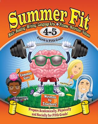 Image for Summer Fit    Fourth to Fifth Grade: Prepare Fourth Graders Mentally, Physically and Socially for Fifth Grade