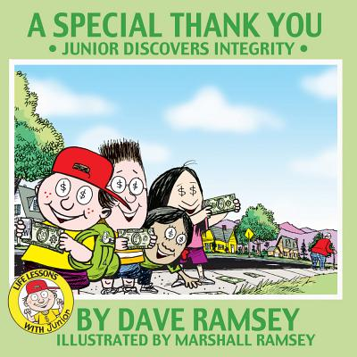 Image for A Special Thank You: Junior Discovers Integrity (Life Lessons with Junior)